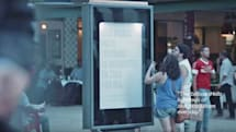 Billboard mimics human sweat to entrap Zika-carrying mosquitoes
