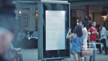Billboard mimics human sweat to entrap Zika-carrying mosquitoes