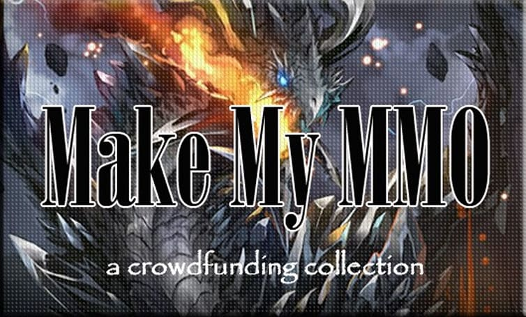 Make My MMO: Crowdfunding September 8 - 21, 2013