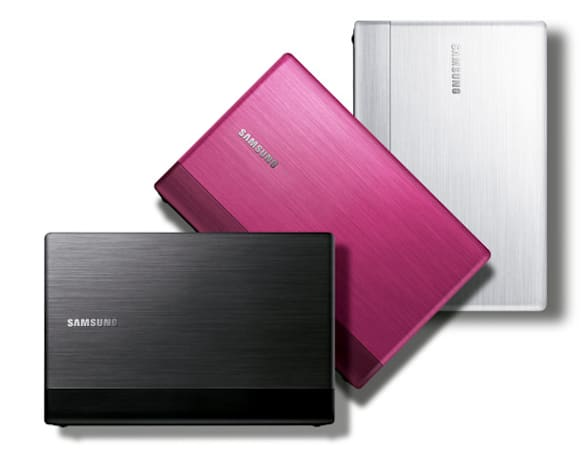 Samsung Series 3 350U laptop delivers colorful ultraportable computing to the Korean masses
