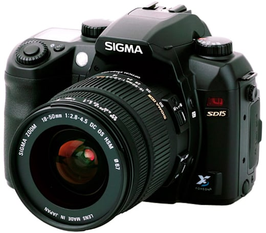 Sigma SD15 DSLR gets reviewed: unique, but not for everybody