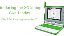 "OLPC announces $399 ""Give 1 Get 1"" holiday XO promo"