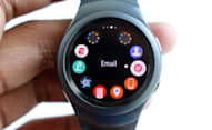 Samsung's elegant Gear S2 smartwatch