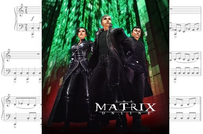 Jukebox Heroes: The Matrix Online's soundtrack