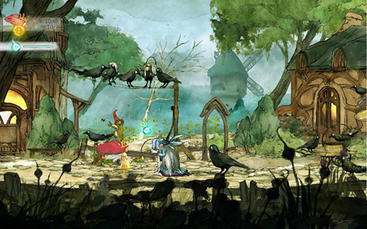 Child of Light is Ubisoft's whimsical ode to JRPGs