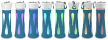 Stay hydrated with the BluFit smart water bottle and app