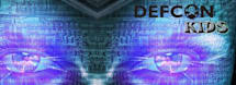 Defcon Kids event invites hackers to bring their genetic back-up units