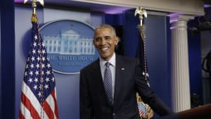 Best Obama Moments That Made Us Smile