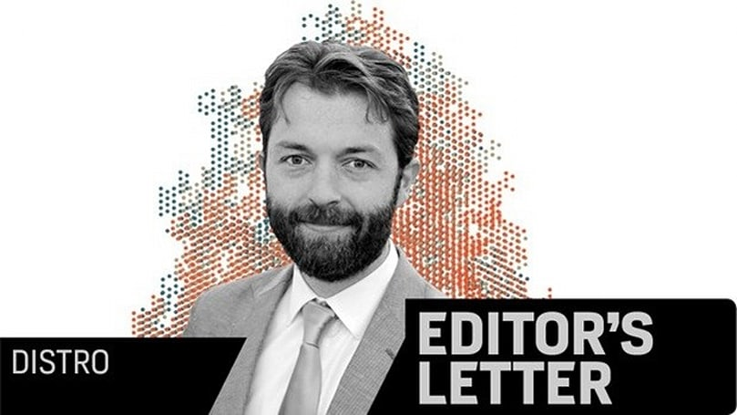 Editor's Letter: Welcome to May