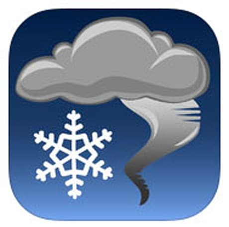 mPing lets you get involved in the weather, rather than just complain about it