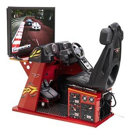 Home Pro Racing Simulator decks out your living room for $4,000