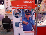Crapgadget CES, round 6: Goscam China's Body-worn DV for Police