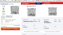 Security flaw lets Delta passengers access strangers' boarding passes