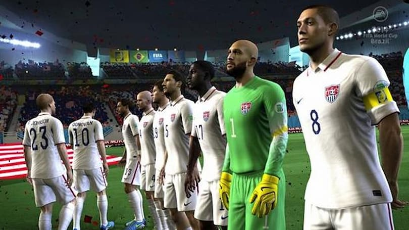 EA Sports wants its 2014 World Cup game to appeal to all, not just FIFA fans