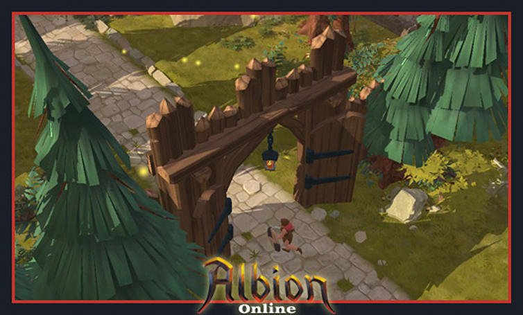The Stream Team: More Albion Online winter alpha adventures