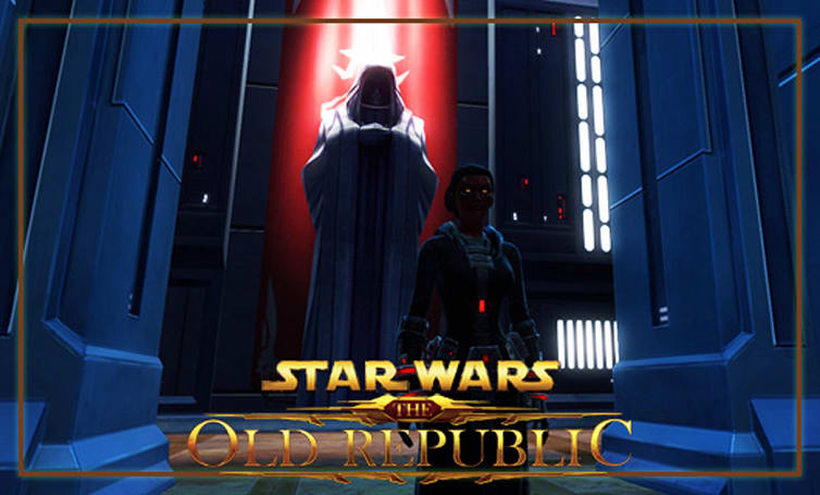 The Stream Team: Gorging on SWTOR's XP bonus for the holiday