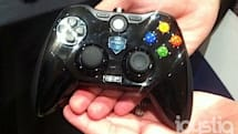 Mad Catz shows off MLG Pro controller at CES, for the discerning button pusher