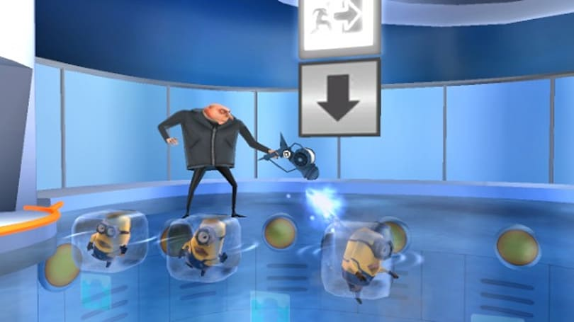 Despicable Me games coming to Wii, DS, PS2 and PSP in July