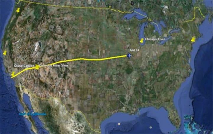 Google Earth live flight tracking keeps anxious airport relatives posted in 3D