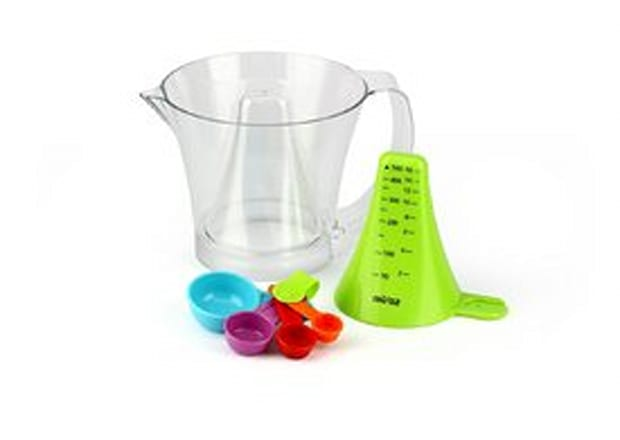 Urban Trend Reverso Plus Measuring Cups and Spoons