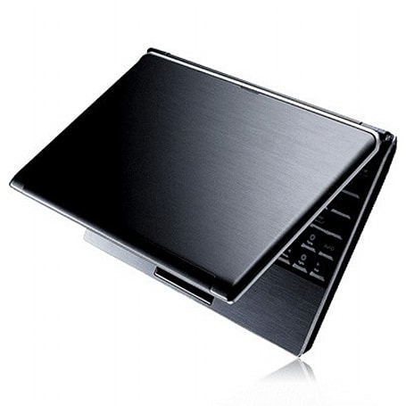 F88 netbook stands out with HD playback, VIA Nano