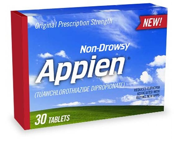 Do you suffer from 'appiphilia'?