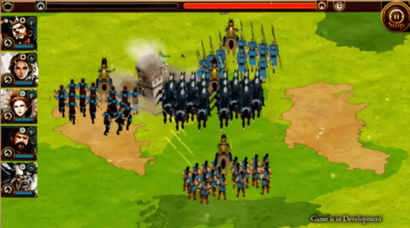 Microsoft announces Age of Empires: World Domination for mobile