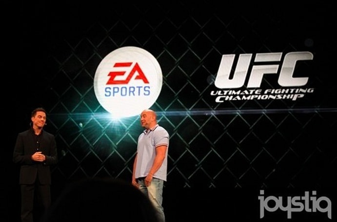 UFC 3 failed to break even at 2 million units, report claims