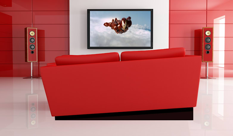 You'll soon be able to turn your sofa into a 4D theme park ride