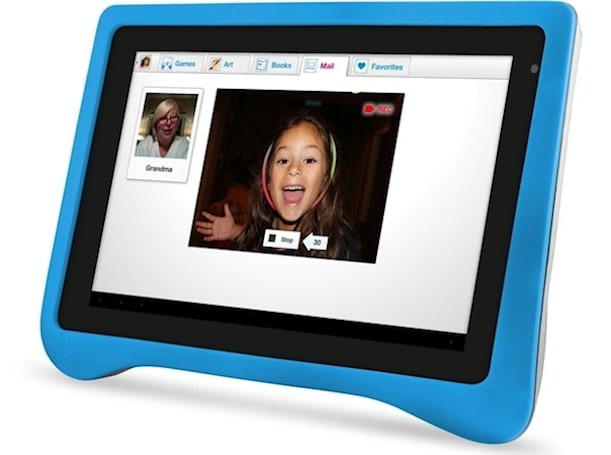 Ematic outs 7-inch FunTab Pro with ICS and a Zoodles mode for kids, available for $150