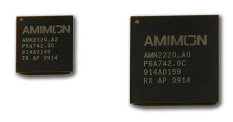 AMIMON's second-gen WHDI spec does full uncompressed 1080p
