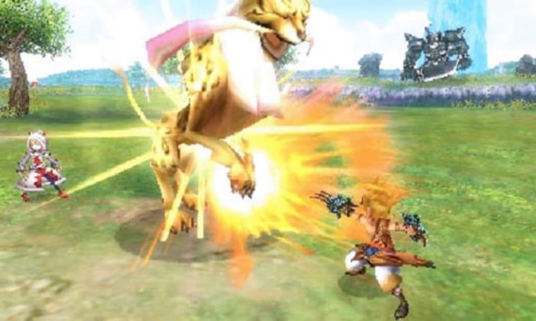 Final Fantasy Explorers ditches 3D, uses new 3DS' C-stick