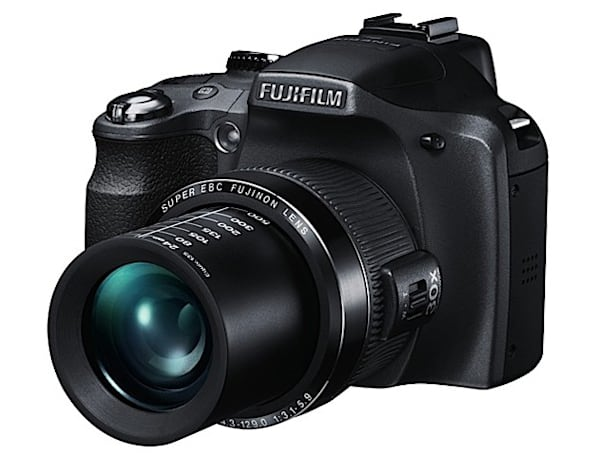 Fujifilm updates F, S and HS lines of superzoom cameras ahead of CES bonanza