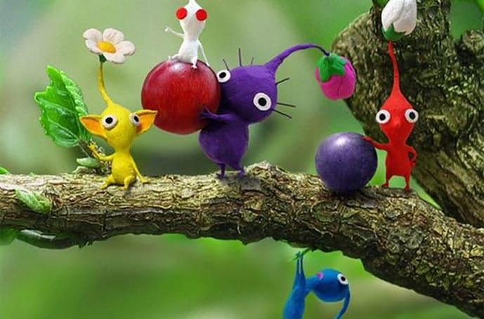 New Play Control! Pikmin 2 lands in North America this June