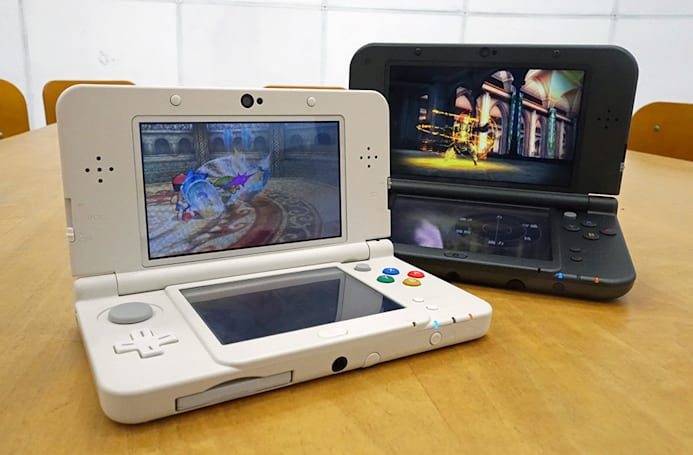 In a world of smartphones, Nintendo's 3DS reaches five years old