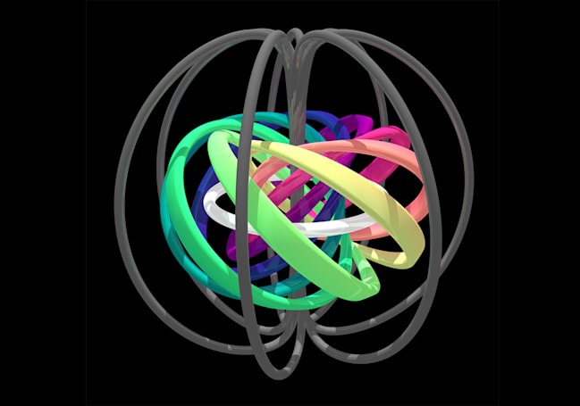 Scientists tie quantum materials into infinite knots