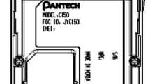 FCC sees Pantech C150 for AT&T (we think)