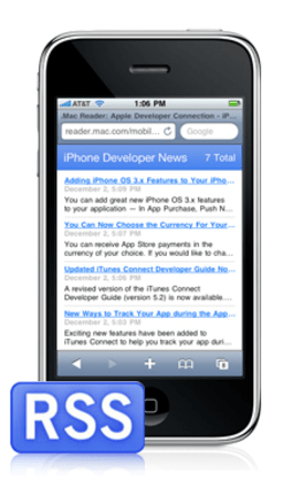 Apple introduces iPhone developer RSS news feed, takes time off from iTunes Connect