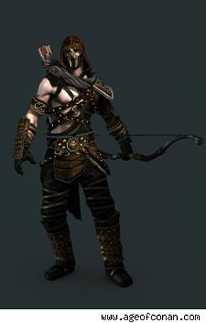 New Age of Conan patch on Testlive details PvP XP, gear, notoriety
