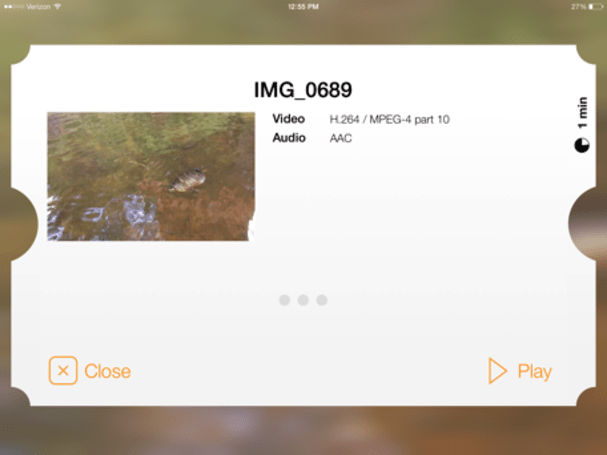 Daily iPad App: Infuse brings your video library to your iPad and supercharges it