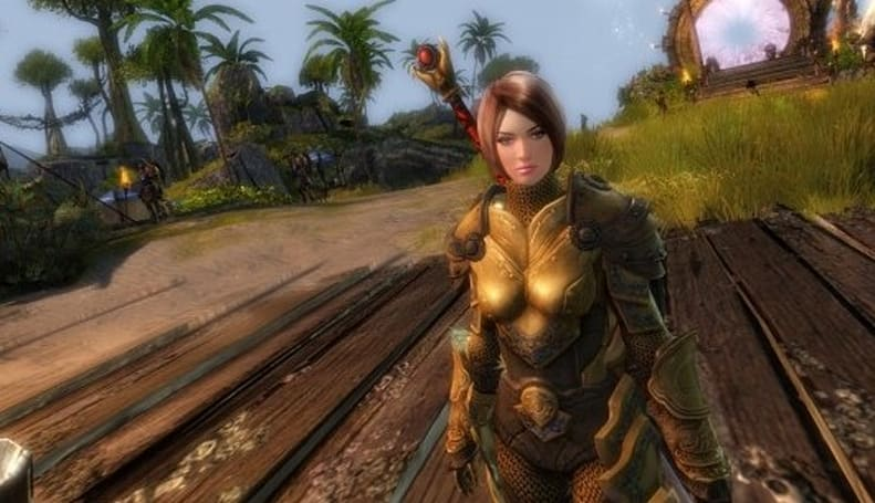 Guild Wars 2's living story takes us back to Southsun Cove