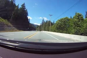 Driving Through British Columbia, Canada - Sea to Sky Highway