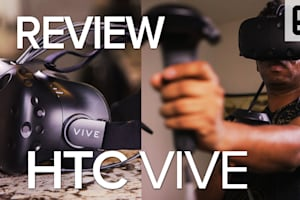 Review: HTC Vive