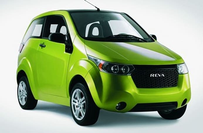 Reva's text-to-recharge electric car rolls to a standstill the US