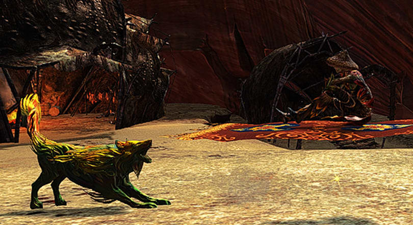 Flameseeker Chronicles: The case for mounts in Guild Wars 2