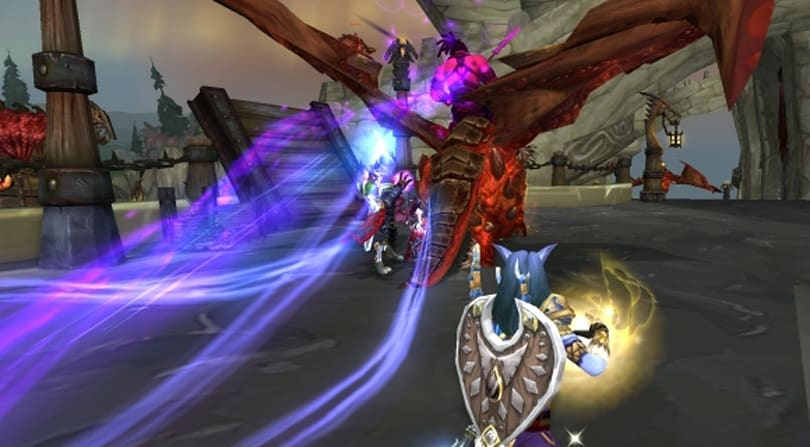 An introduction to the holy paladin's healset