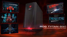 ASUS adds liquid-cooled Haswell to its ROG TYTAN G30 gaming desktop (video)