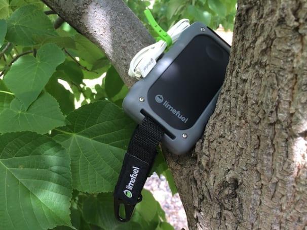 Limefuel Rugged L150XR battery pack: Designed for adventure