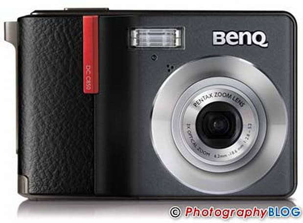 BenQ rolls out E800, C850, C750 compact digital cameras