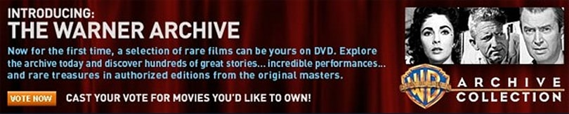 Warner Bros. 'Archive' brings obscure films to DVD on-demand